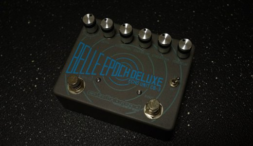 Catalinbread Belle Epoch Deluxe|エコープレックス完全再現のリーサルウェポン!