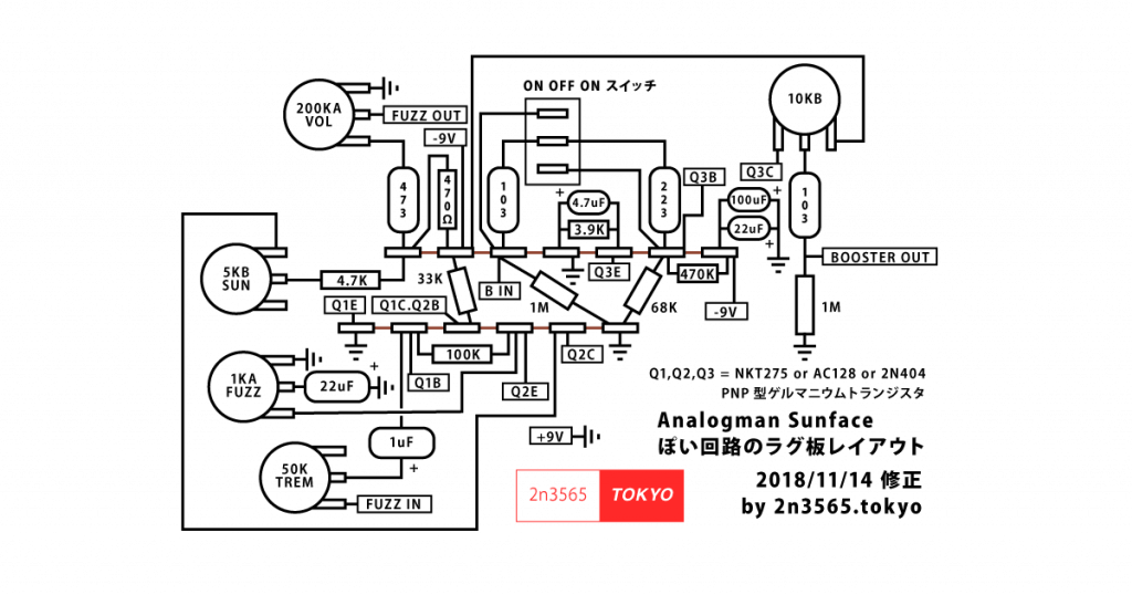 sunlion analogman schematic